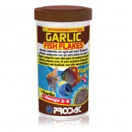 Корм для рыб PRODAC GARLIC FISH FLAKES 100мл/20гр