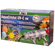 JBL AquaCristal UV-C 9W Series II (150л)