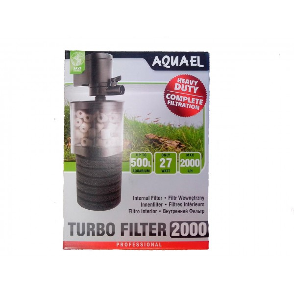 Aquael Turbo Filter 2000 (до 500л)
